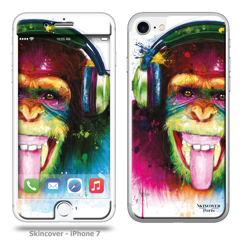 Skincover Darwin Iphone 7 Murciano
