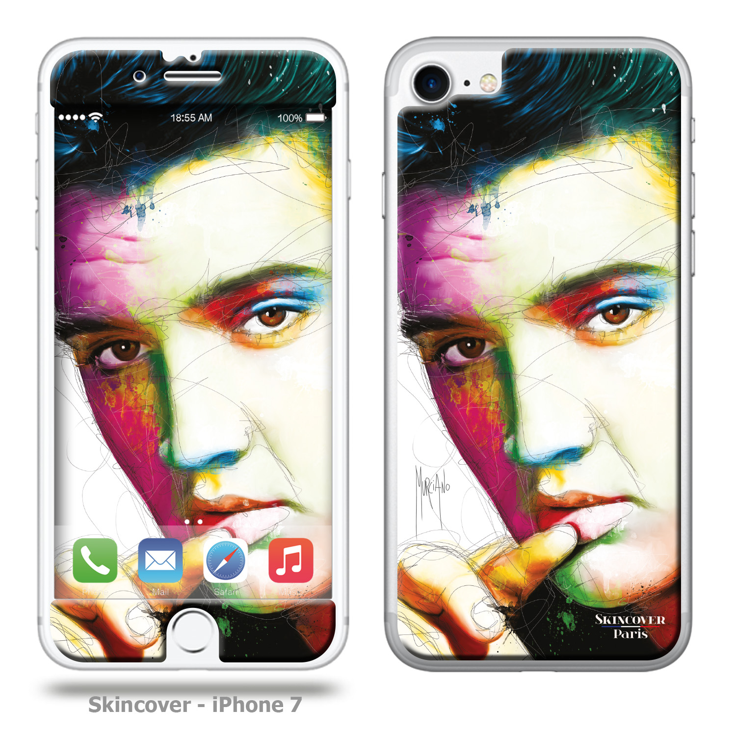 Skincover Elvis Iphone 7 Murciano