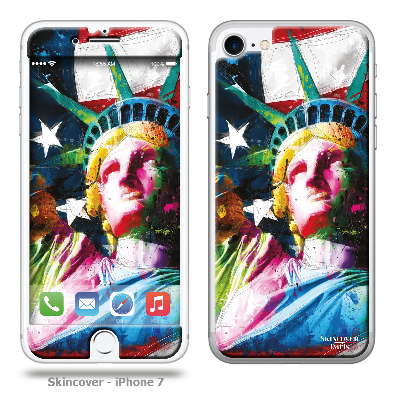 Skincover Liberte Iphone 7 Murciano USA