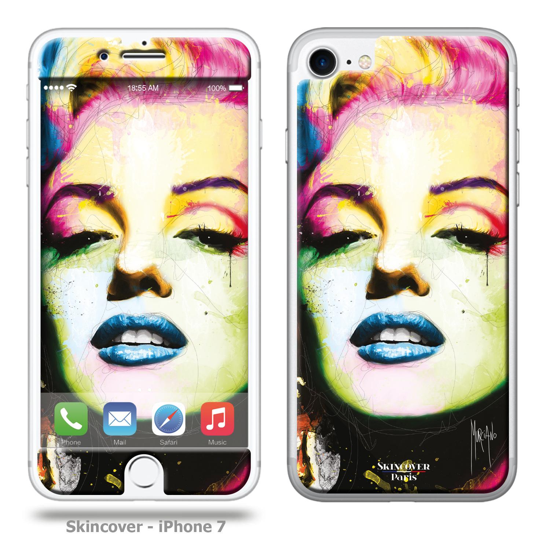 Skincover Maryline Iphone 7 Murciano Pum pum Pidou