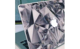 stickers Macbook et Skin 3D Macbook